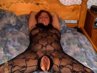 WAITING FOR A BIG COCK