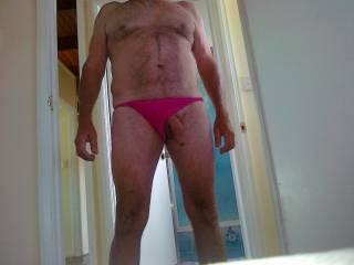 friends pink panties