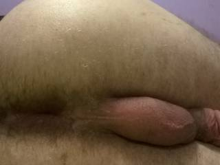 would love to, never penetrated a circumcised man ass before