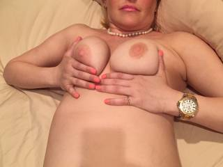 Will pull your hair and suck your hot tits as you get fucked mmm