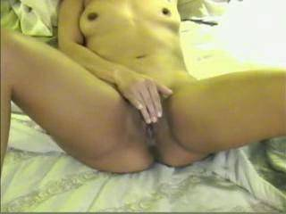 Just a little nipple and pussy play to get me hot and ready!!!!!