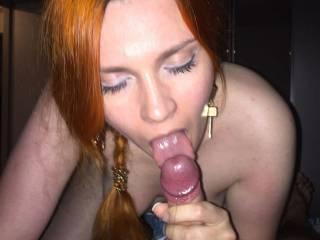 plump redhead bitch