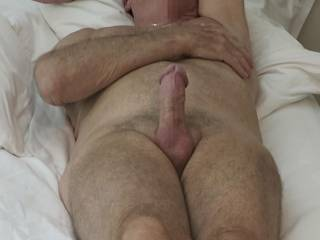 Do you think Mr. F will be able to cum, for the first time ever, with his legs crossed instead of spread wide?  From Mrs. Floridaman