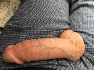 Woke up hard and horny. Need to blow my load soon. Any ideas???
