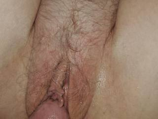 Cock and clit