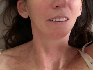 Wife enjoys getting fucked. Would you take your time with her or pound her hard and fast?
