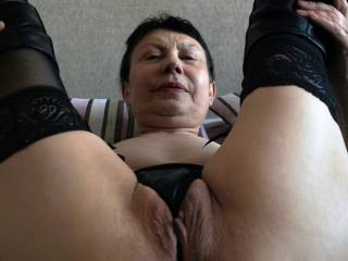 a hot pic before fucking her pussy