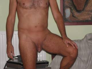 looks fantastic, very erotic shaved pubes and butt. You should have it all waxed off which feels great