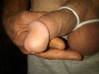 Does having that tied up cock sucked make you drip too?   K