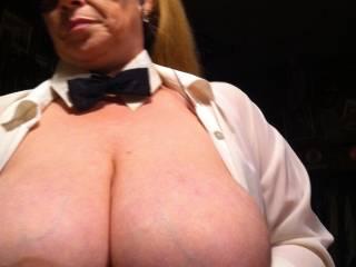 Does this shirt make my boobs look big????