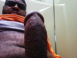 I would love to suck on that! Nice cock man.