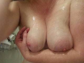 I want to give them a good long sucking