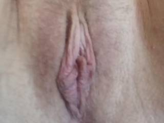 My freshly fucked little pink pussy. Can you just imagine???