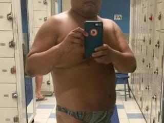 YMCA swim bikini