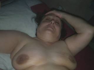 She says her pussy is sore