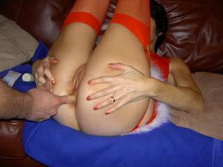 Anal Session