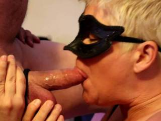 She really wanted to film me Cumming on her face... we are only interested in comments from women and couples please
