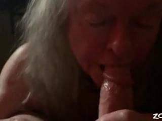 Yes, i came while swallowing and slobbering all over my favorite cock. Oh yeah i squirted,  good thing i had a towel under me, I think i need to start putting a bowl between my knees so i can enjoy it, i will share!