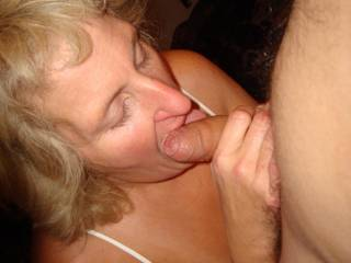 yes mmm sure love to give her some mouth fucking with my cock mmmm