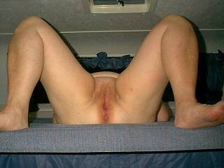 mmmm now spread your fanny wide open to see your fuck tunnel so I can shove my mouth and tongue in it and lick your sex juices till you explod your squirts into my mouth and face
