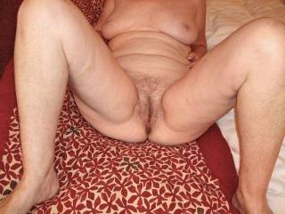 Let me slip my hard cock deep inside your hairy pussy and fill you full of fresh spunk