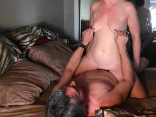 Love my nipples pinch and teased while fucking!