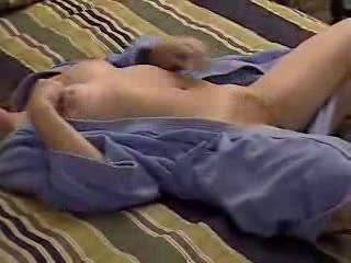 Some clips of her touching herself one afternoon