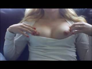 You beautiful tease - but but while you did, did your tits swell, nipples harden even more, cunt throb and clit get erect to the point that you too might come?