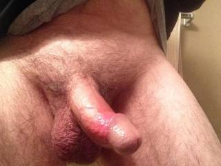 Heads is swollen and ready to unload