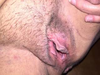 You can have the whole length of my cock and all my cum, just please let me tongue fuck that fine pussy