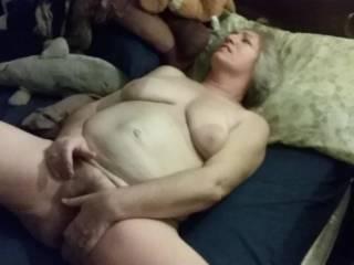 my sexy bbw, Shot taken with my phone
