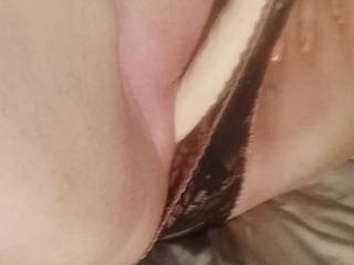 do you want to slide your big cock up and down my pussy lips