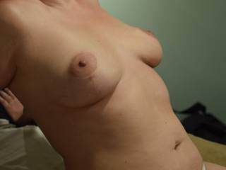 Boobs 2.0! Upgraded but all natural!