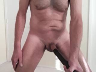 Believe it or not,  sucking your cock with a vaccum cleaner really works. It gives you some great sensations,  and even gives you a small orgasm. Try it, and let me know what you think.