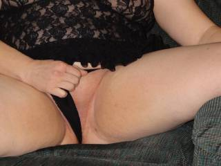 Her sweet pussy I love it