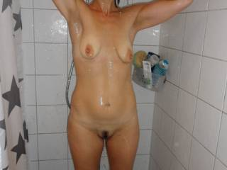 taking a shower Before sex