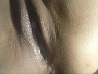 just wish i was here to rub my throbbing cockhead along your drippin' lips, teasing you and slowly opening up your horny pussy with my hard stiffy cock... hmmmmm yes i'm gonna give you that good and deep fuck you need naughty girl...
