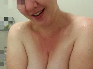 Love her huge tits