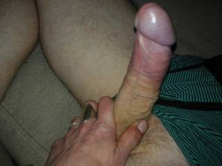 Aching for more pussy..
