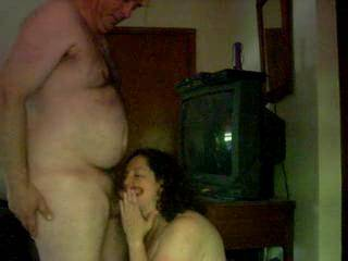 some cock sucking to warm things up