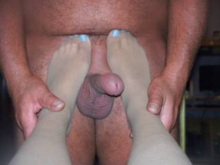 perfect picture. I really like his big dick. I would love to put it in, my little, pink pussy