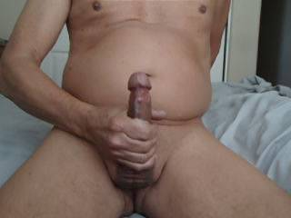Your cum looks so tasty - can you shoot your warm load in my mouth next time...