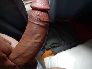 My first time posting my dick pic what do you think? Average or bigger than average?