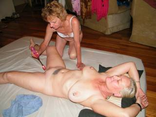 two pussy experts   getting each other off   beautiful   xx peter