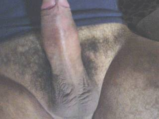 Mmmmm, looks very comfortable... I will ride your dick and bounce my body till i get all the cum out of your balls!!!