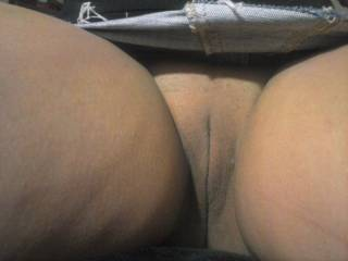 Rest your legs on my shoulders I want to feel your thighs against my face as I lick the juices from that sweet pussy