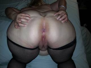 She was destined to have her asshole owned by you. For her there's no way back. She knows her anal cravings can be satisfied by you in a heart beat. She should tattoo your name around her butt hole for being a great anal lover to her.