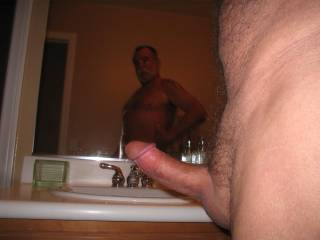 Need some tiny pussy for this tiny dick.;)