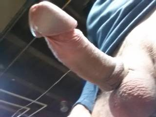 Cock ring on
