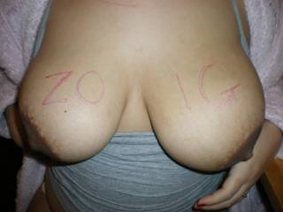 wifes lush tits